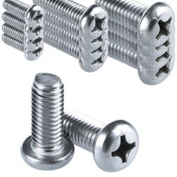 12X VESA Screws / Bolts For Samsung Sony VIZIO TV Wall Mount