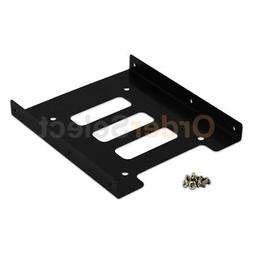 """2.5"""" SSD HDD to 3.5"""" Mounting Adapter Bracket Tray Dock for"""