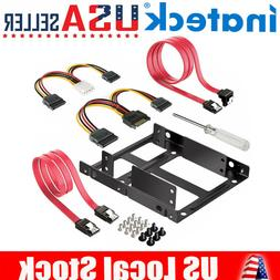 2.5 to 3.5 Adapter, Inateck SSD Mounting Bracket with SATA C