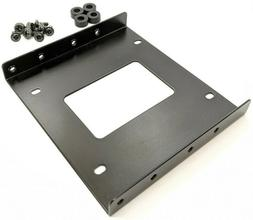 "2.5"" to 3.5"" Bay SSD Metal Hard Drive HDD Mounting Bracket A"