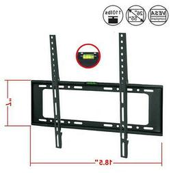 "26 - 55"" Inch Slim TV Wall Mount Fixed Tv Bracket Flat Panel"