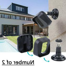 2x 360°Wall Mount Stand & Cover Bracket For Blink XT Home S
