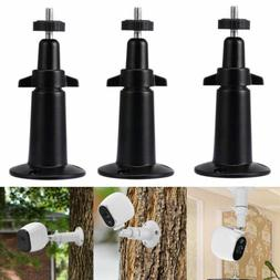 3-Pack Indoor/Outdoor Cameras Wall Mount Stand Bracket For A