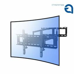 30-65 inch fully dynamic rotating curved TV mount bracket fo
