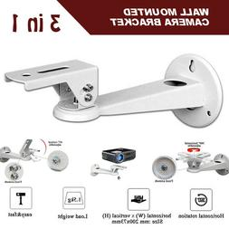 360° Universal Projector Monitor Ceiling Wall Mount Bracket