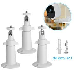 3pcs Wall Mount for Arlo Pro Camera  Security Adjustable Ind
