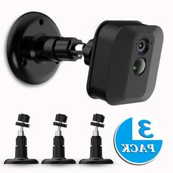 3X Blink XT In/Outdoor Camera Wall Mount Bracket 360° Prote