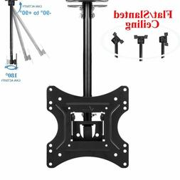 Ceiling TV Wall Mount Tilt Swivel LED LCD Plasma 18 20 22 24