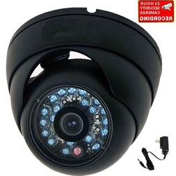 VideoSecu Dome Security Camera 600TVL Outdoor IR Infrared Bu