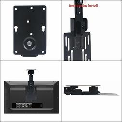 VideoSecu Kitchen Under Cabinet Mount TV Ceiling Mount Foldi