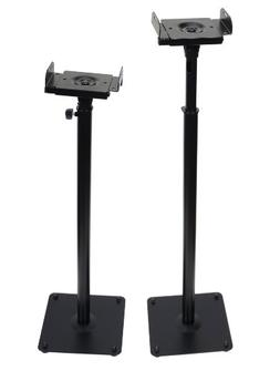 Videosecu One Pair of Side Clamping and Height Adjustment Un