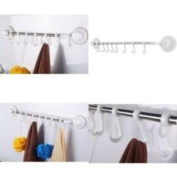 A6062A Bathroom Stainless Steel Powerful Suction Cup Single