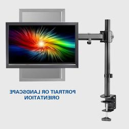 Adjustable Arm Desk Mount LCD LED Screen Computer Monitor Br