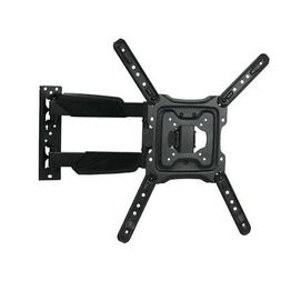 Articulating Curved TV Slim Wall Mount Bracket LCD LED 32 36