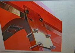 """Bare Co  Tractor Canopy mounting bracket kit 4"""" 5"""" and 6"""" ro"""