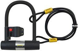 SIGTUNA 16mm Bike Lock 1200mm Cable Combo