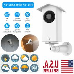 Case Cover For Wyze Cam Pan Security Camera Wall Mount Brack