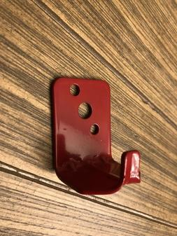 Fire extinguisher wall mounting bracket for 10 to 20 lb. ext