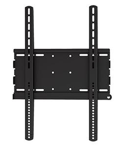Fixed TV Wall Mount Bracket with Anti-Theft Protection for 3