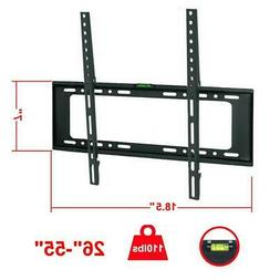 Flat TV Wall Mount Bracket For 26 27 29 32 36 37 42 46 47 50