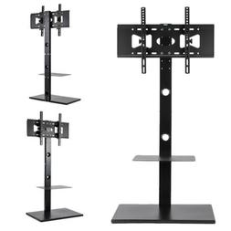 "Floor TV Stand with Swivel Mount for 32-65"" Tvs/Xbox One Uni"