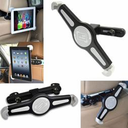 "Fr Samsung iPad Lenovo 7-11"" Tablet 360° Car Headrest Mount"