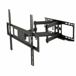 FULL MOTION TILT SWIVEL LCD LED TV WALL MOUNT BRACKET 42 46