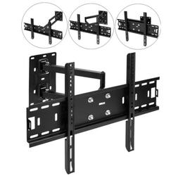 Full Motion TV Wall Mounting Bracket 32 40 43 51 55 60 65 70