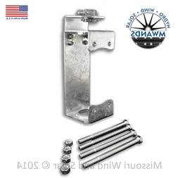 Galvanized Steel Mounting Bracket for Freedom Single PMG Win
