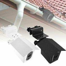 Gutter Mount Bracket+Housing Case Cover for Arlo HD Camera S