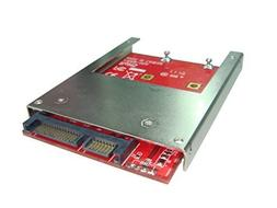 Ableconn ISAT-MSAT mSATA SSD to 2.5-Inch SATA Adapter Conver
