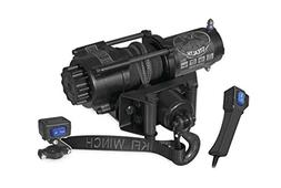 New KFI 3500 lb Stealth Edition Winch & Model Specific Mount
