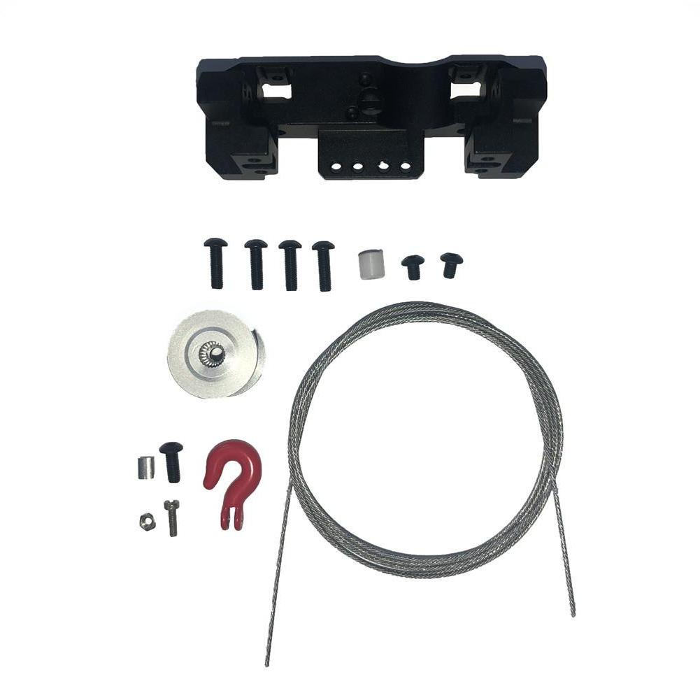 Kuulee 1/10 Car <font><b>Bracket</b></font> Option Part Winch <font><b>bracket</b></font>