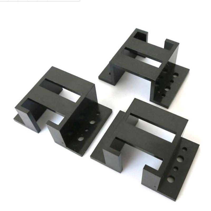 10pcs ABS <font><b>Mount</b></font> <font><b>Bracket</b></font> Case for Kid Science DIY Handmade