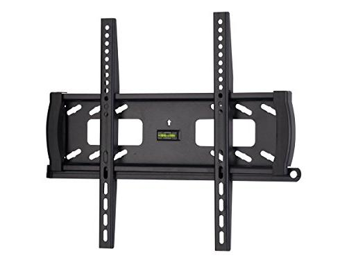Monoprice Fixed Wall Mount Bracket - For TVs Patterns to Security Certified