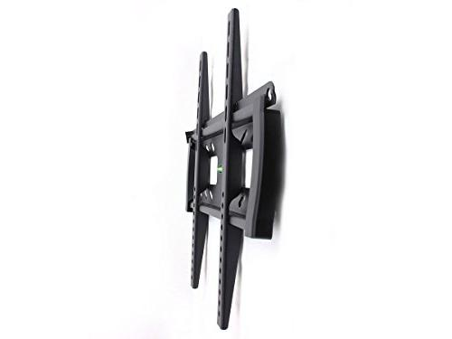 Monoprice TV Mount Bracket - For TVs 32in Max Weight VESA Patterns Up 400x400 Security Brackets