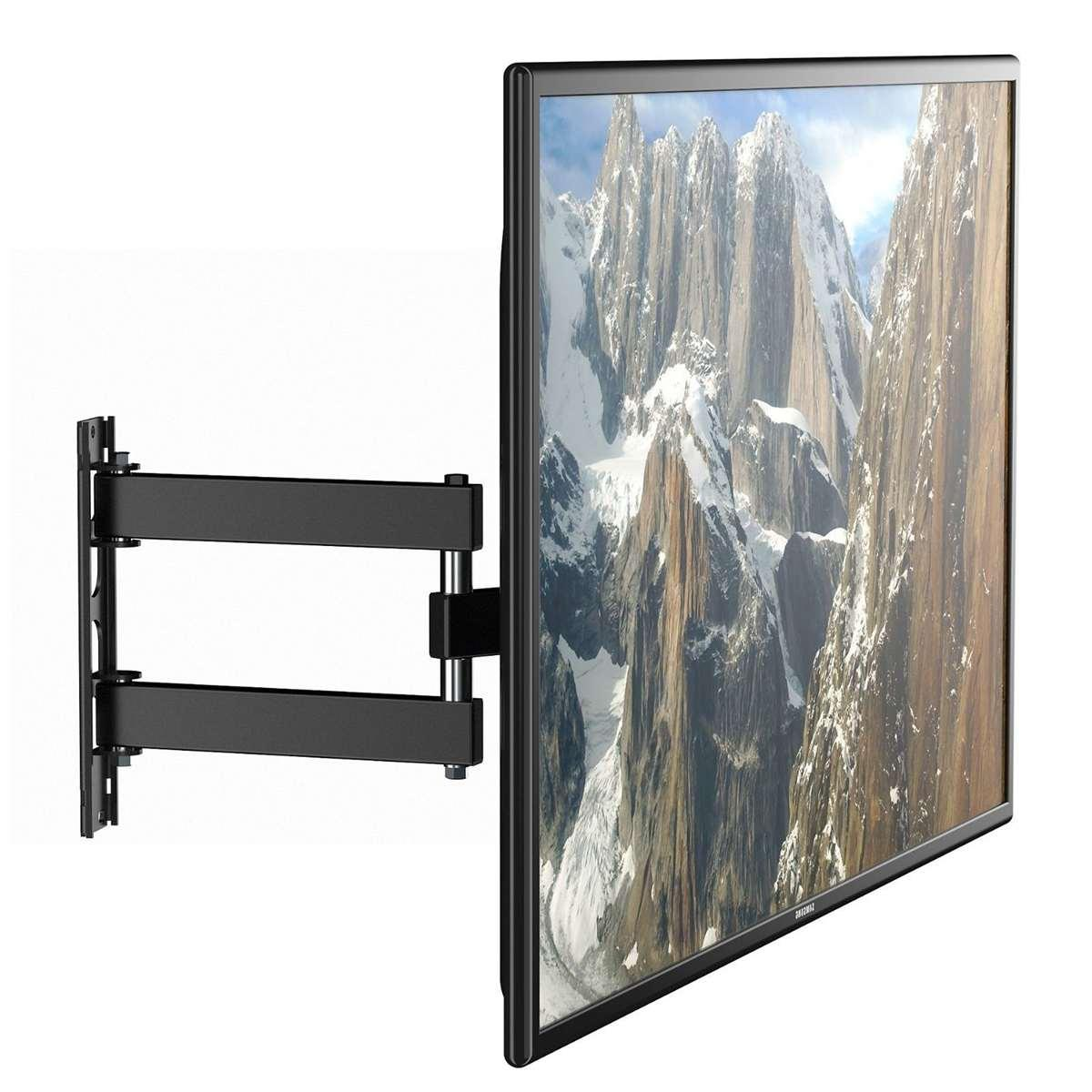 17-55 Retractable Arm Motion TV Wall Stand
