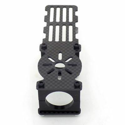 25mm Carbon Fiber Tube Motor Mount with ESC Bracket Aluminum