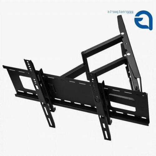 30-65 fully rotating curved bracket for