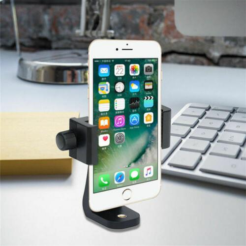 360° Cellphone Tripod Mount Adapter Clamp Clip