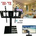 """37""""-55"""" Universal Table Top TV Stand Base Bracket Mount For"""