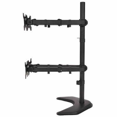 4 LCD Tilt Mount Desk Stand Arms up 27""