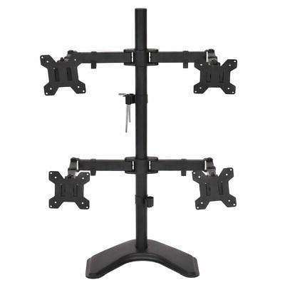 4 Tilt Mount TV Stand Arms up