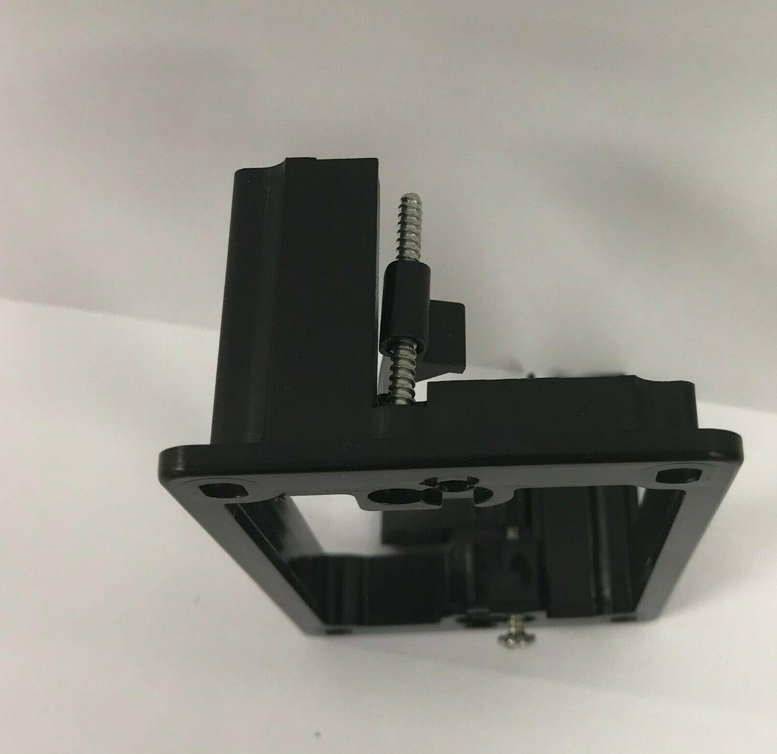 4x Low Voltage 1 Gang Bracket DryWall Mounting Wall