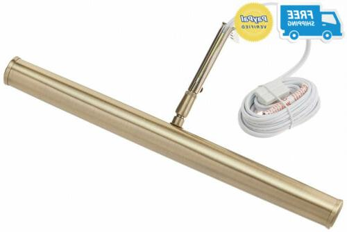 75053 14 inch picture light fixture