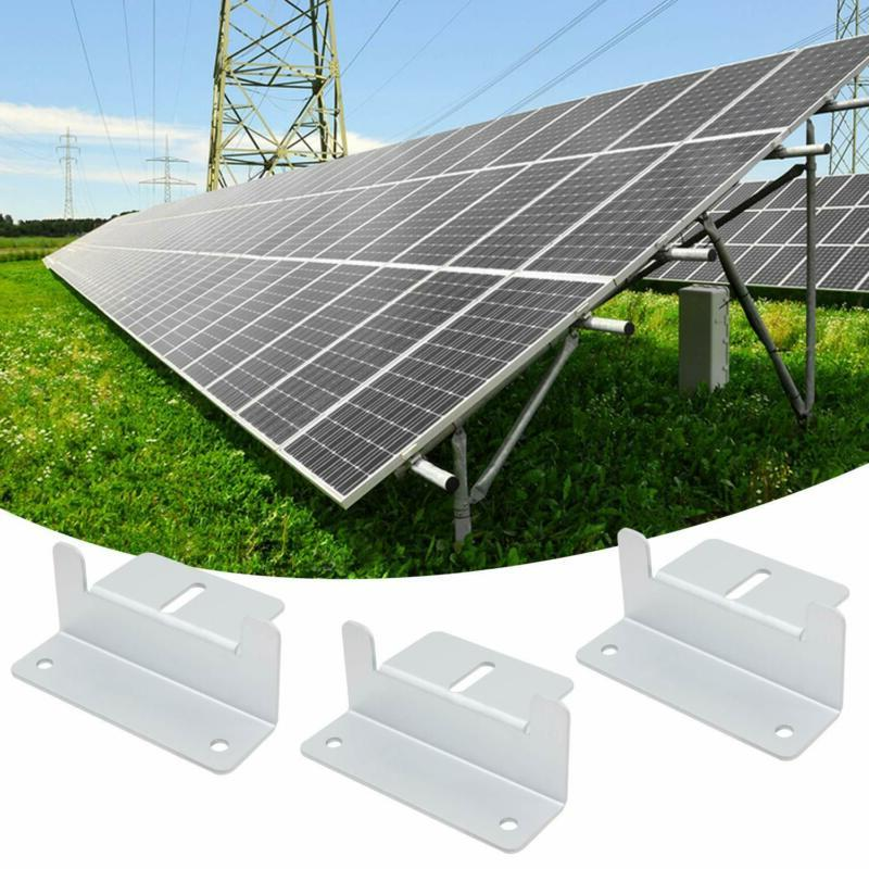 8/16 PCS Solar Z Bracket Mount Roof