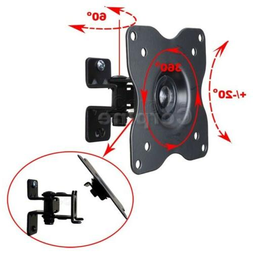 LCD LED TV Wall Mount for Vizio LG Dell 19 22 23 24 26 27 28