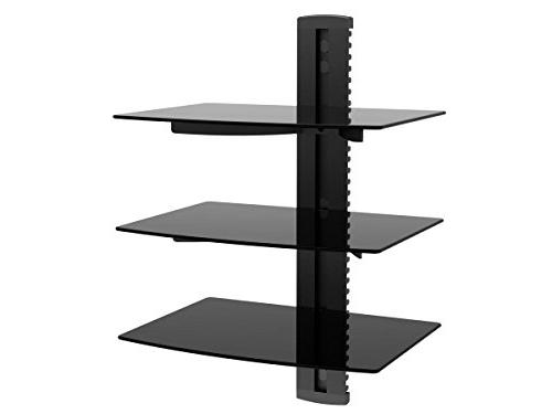 Monoprice 3 Tier Component Wall Mount Management System