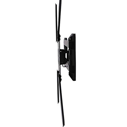 "VideoSecu 24"" TV Wall Profile Articulating Cantilever Swing wall bracket TV VESA 400x400 up to 600x400mm"
