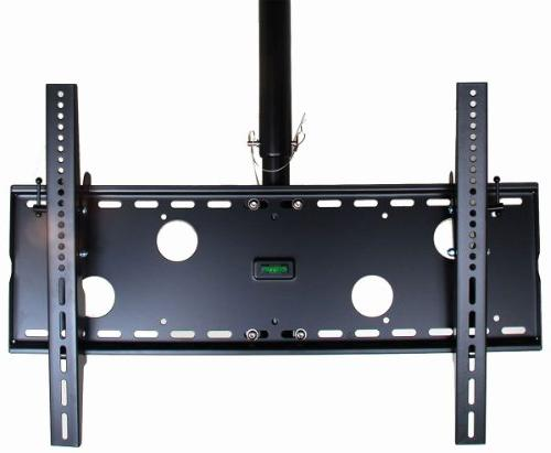 "VideoSecu Ceiling Bracket for to Flat 75"" VESA 700x400mm, Pole Extends from 39"" to MPC51B"